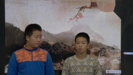 长沙市田家炳实验中学焦政周俊杰《狱中题壁诗》