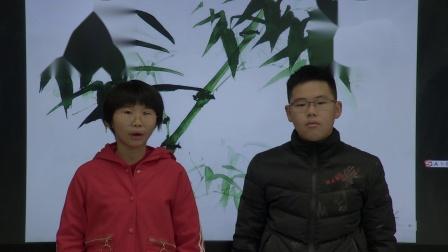 长沙市田家炳实验中学吴灵芝李泓雷《茅屋为秋风所破》