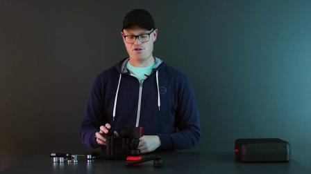 Movi - 如何使用配重作平衡