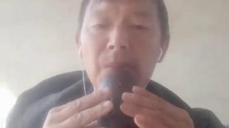 空谷埙试吹《牧羊曲》,演奏:李文林。