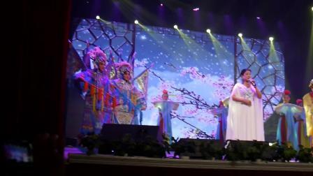 霞浦街道第三届社区文艺调演节目-戏曲伴舞-梨园秀-表演-凤凰社区