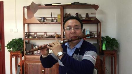 竹笛《灞桥柳》郑涛