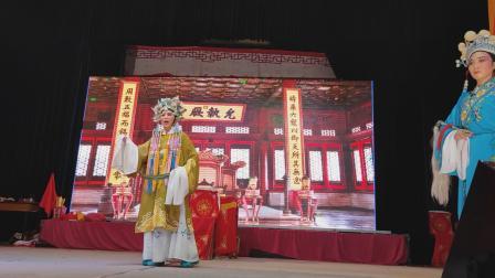 宁海下金十月半文化节<打銮架>4