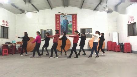 蔡堡村广场舞