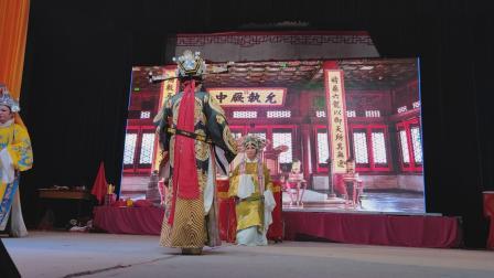 宁海下金十月半文化节<打銮架>5