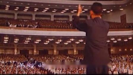 我在东方红——音乐舞台史诗截了一段小视频