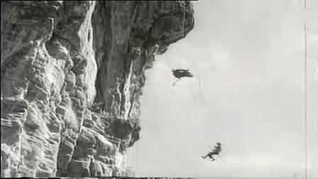 我在经典纪录片【红旗渠】中央新闻纪录电影制片厂(1970年出品)截了一段小视频