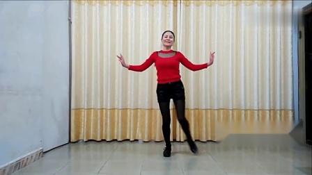 精选广场舞《迷人小妹》气质大妈居家鬼步舞演示