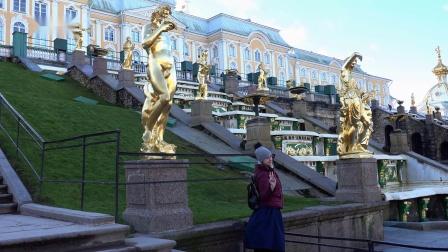 【俄罗斯游记3】彼得大帝夏宫(历代俄国沙皇郊外离宫)圣比得堡之旅