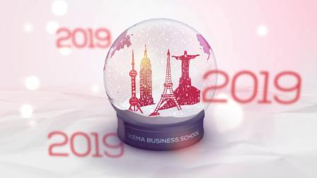SKEMA商学院2019年新年祝福
