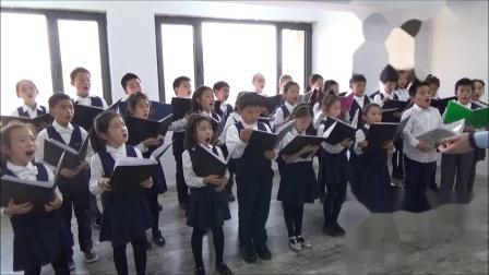 茉莉花- 霍洛韦童声合唱团- 卢长剑指挥