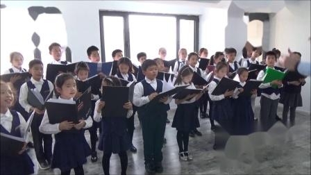 布里顿:布谷鸟(Op.7 No.3)-- 霍洛韦童声合唱团- 卢长剑指挥