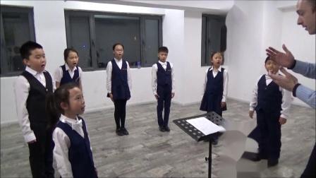 柯达伊:黄昏之歌-- 霍洛韦童声合唱团- 卢长剑指挥