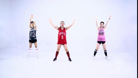 青春偶像万万岁  健身舞蹈 广场舞 团操培训 时尚操课  菲特健身培训学院