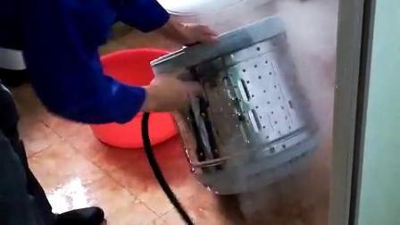 洗衣机能拆下来清洗吗