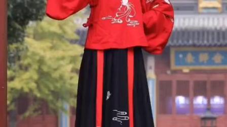 中国字·中国人。国学手势舞