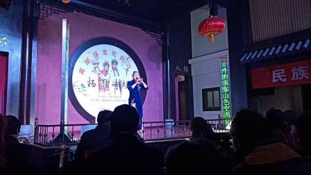 高邮市扬淮戏曲沙龙,越剧(天女散花)