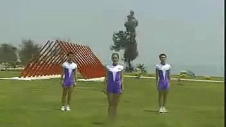 第二套全国中学生广播体操——时代在召唤