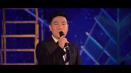 李溦虓《夜空》婚礼主持视频