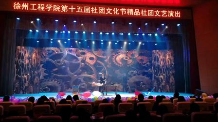 魔术师陈国新大型魔术《一念两分》人体切割
