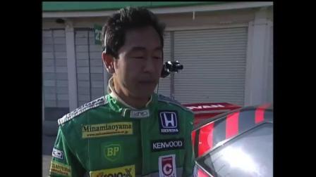 土屋圭市 Gr.A TAISAN Skyline R32 GT-R【Best MOTORing】