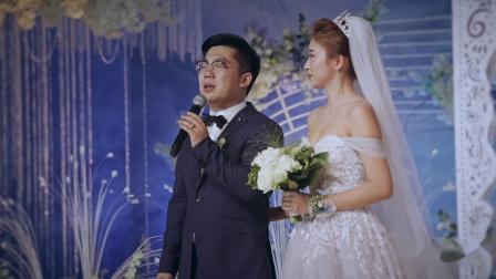 2018.8.18《KUN&RAN》婚礼电影