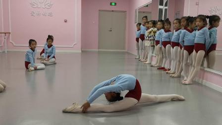 爱舞舞蹈 基本功练习