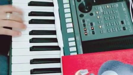 雅马哈电子琴弹奏【祭灵曲】