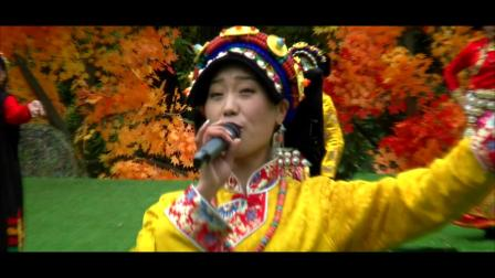民族服饰表演唱《高原谣》阿斯满