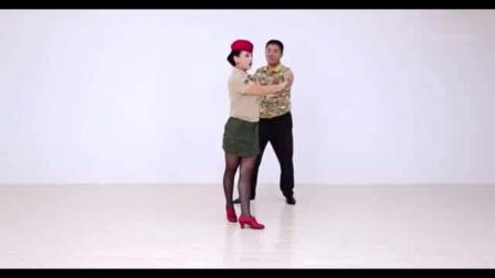 冬冬水兵舞第四套05扎头教学