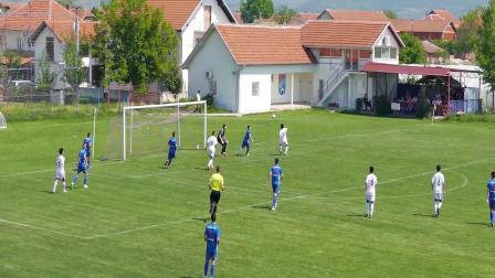 Round 24 Serbia league (Xuchen goal 1)