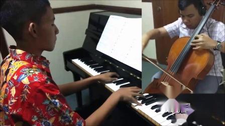 (025) Duet Piano Cello