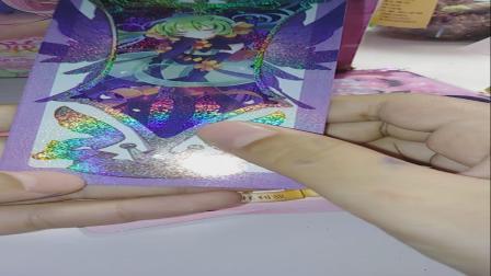 [夏梦]小花仙卡片拆封🌸(๑><๑)