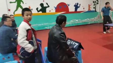 """2018年""""体彩杯""""乒乓球联赛"""