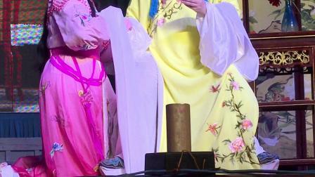 越剧梁祝之楼台会 刘琴芳饰演梁山伯 临海名城艺术越剧团拍摄于路桥路北三角陈村