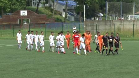 Spartak - Radnicki 2:0 (2:0) Captain Xuchen Yao number 11