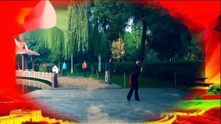 舞蹈:我爱你中国蔡