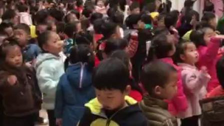 幼儿园跳舞