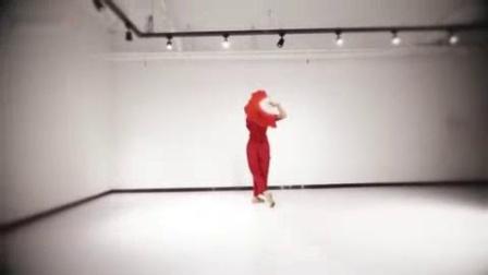 我在深圳派澜舞蹈学院中国舞蹈教学《九儿》截了一段小视频
