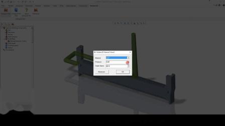 教学视频Moldex3D eDesignSYNC for Creo_case study