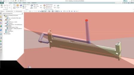 教学视频Moldex3D eDesignSYNC for NX_case study