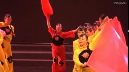 我在红高粱九儿舞蹈截了一段小视频