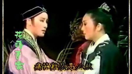 杨丽花歌仔戏青山绿水情~看你流泪眉不展(代七字二)