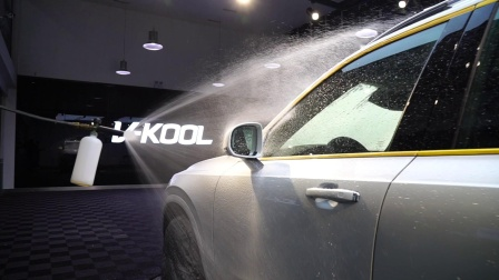 UPPF-沃尔沃XC90-精洗车辆