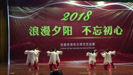 20181207(四十二式太极拳)