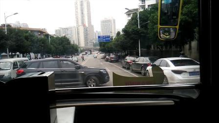 重庆市长寿区202路半程展望