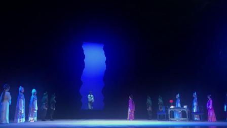 越剧《情探.谢幕》【杭州越剧院】演出椒江剧院 温珊珊饰敫桂英 项李亚饰王魁 2018年12月7日晩拍摄🌹🌹