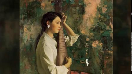 """《琵琶语》来自网络的古筝独奏,当你感到疲倦时,不妨感受一下东方乐器所独有的""""泣泣自语诉衷肠""""之特点,而享受片刻的心境宁和。"""