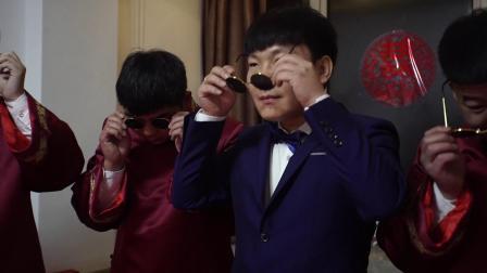 《徐辉&刘成成》婚礼快剪【路明婚礼策划出品】