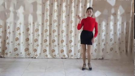 阿文樂樂广场舞《爱情38度6》